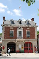 Cleveland Park firehouse