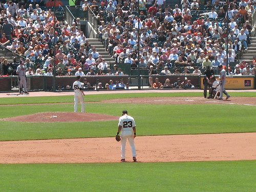NL CY YOung Winner (55) 2008 on the mound