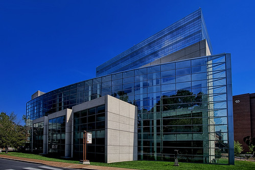 Eskind Biomedical Library, taken by Edwin Donnelly (from Flickr)