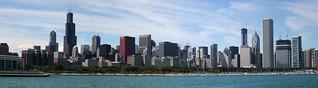 Chicago Skyline 2008