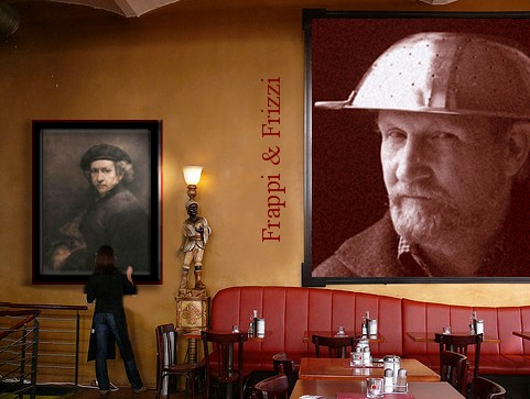 Frappi & Frizzi: a tribute to Rembrandt