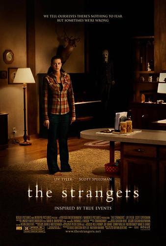 The Stranger promo poster...