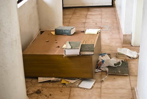 Books Vandalised (by amathad)