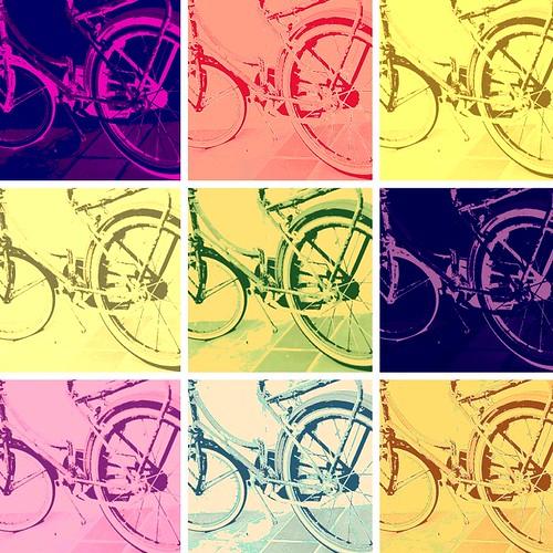 Warhol bike