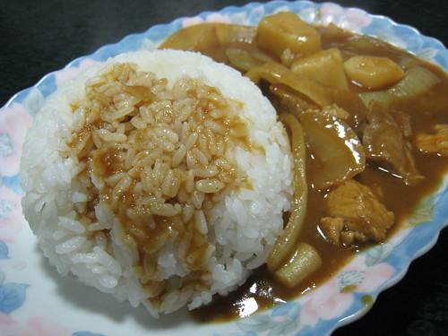 家庭咖哩飯12