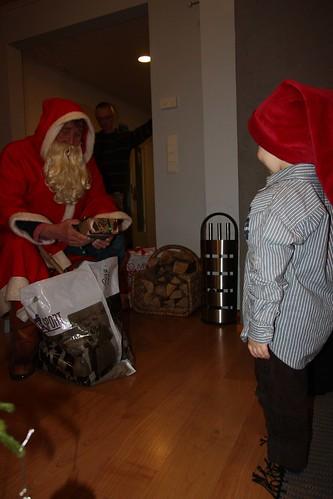 Niilo and Santa