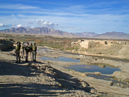 Dutch troops in Afghanistan.