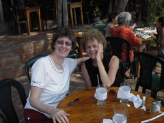 Jean Earl and Judith Rapson