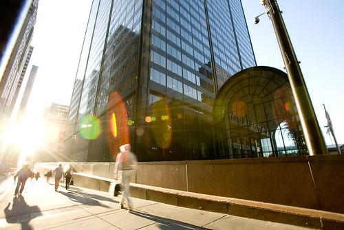 Willis Tower, Morning