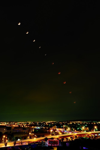 月全蝕 Lunar Eclipse