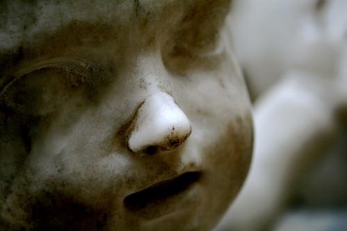Broken Nose Baby