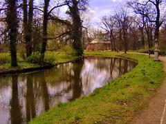 Potsdam: Chinesische teehaus e parco.