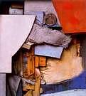 Theo van Doesburg. Relieve.