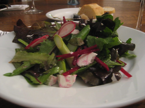 Tantre farms salad