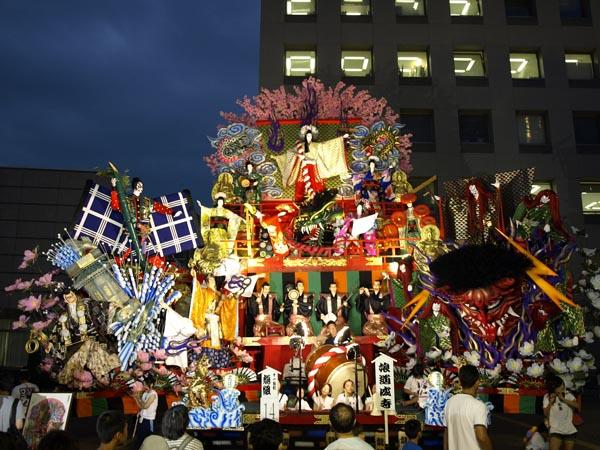 2008_八戸三社大祭_十一日町1