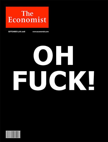 The Economist - Oh Fuck!