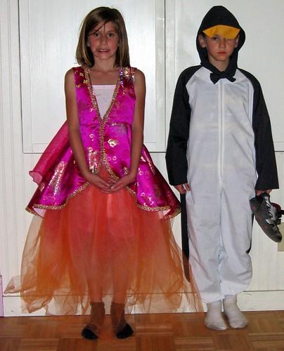 Fairy & Penguin