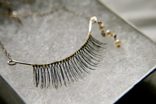 Eyelashes & Tears by Stephanie Simek