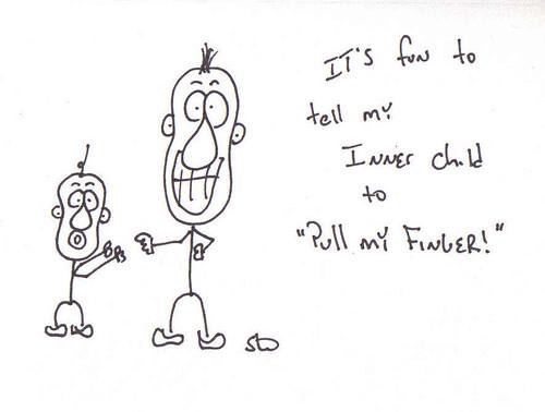 Inner Child VI: Pull My Finger