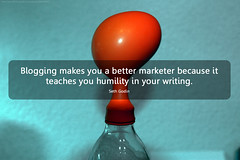 blogging makes you a better marketer