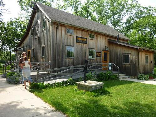 WI, Janesville - Beckman Mill 40 - Store