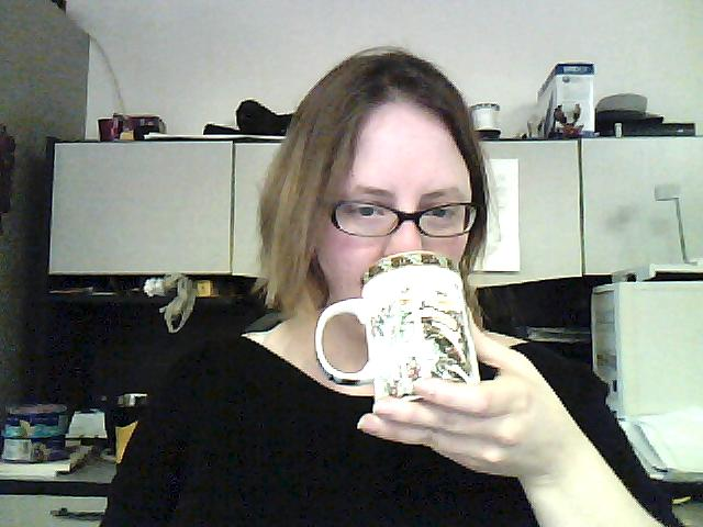 Georgene Nunn may bring her pretty cup to NH Media Makers