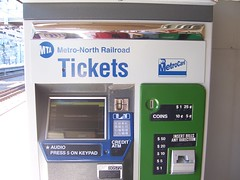 Ticket machine by HelveticaFanatic
