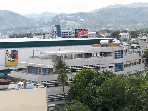 Cebu City - EMall and GSIS Building by man_from_cancun.