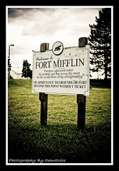 Welcome To Fort Mifflin