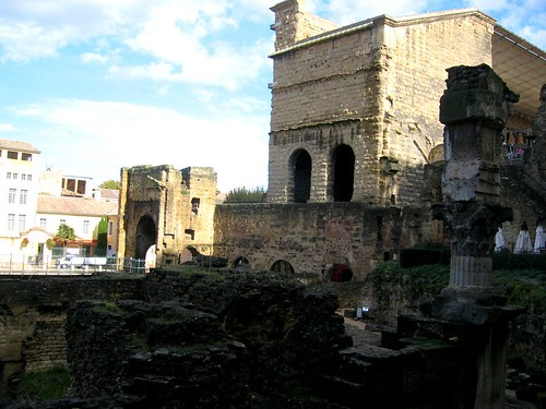 Remains of the Temple.