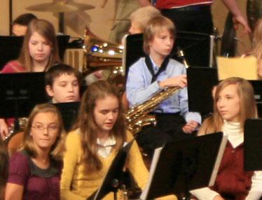 Honors Band 2008