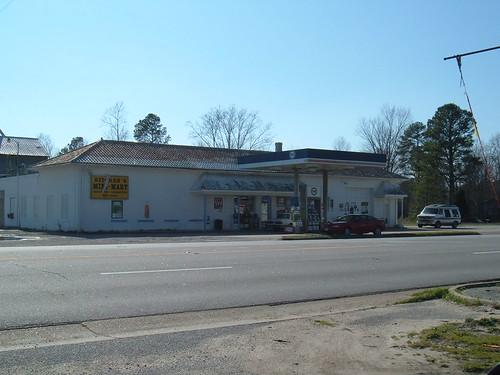 Kitchen's Mini Mart, Ivor, VA (closed March 2008)