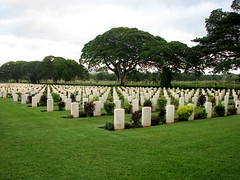 Bomana's Graves