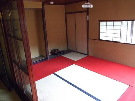 渡邉邸茶室
