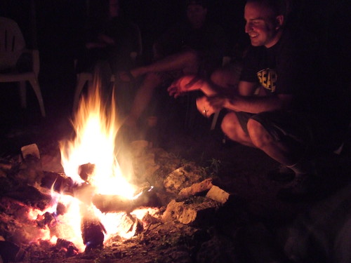 Campfire, Nick