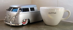 VW & coffee