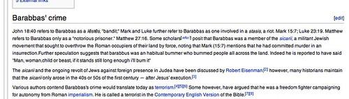 Barabbasextract
