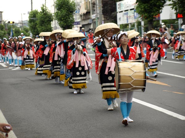2008年 八戸三社大祭 お通り 5