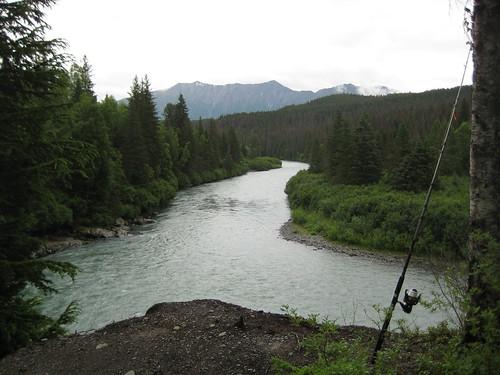 Six Mile Creek Fishing Hole