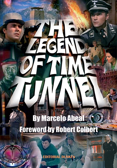 The Legend of Time Tunnel book