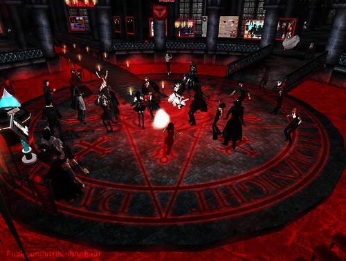 Preview Party (Killer Designers @ Crimson Shadow)