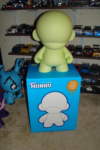 GID Mega munny