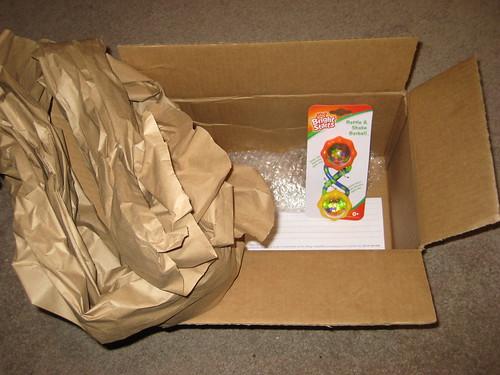 environmentally friendly shipping?