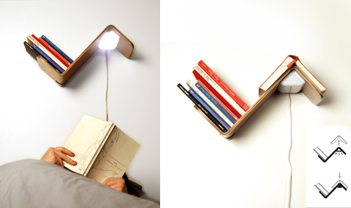 Studio Smeets Designs Lili Lite bookshelf