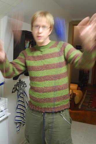yarn toss