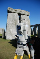 """Survey at Stonehenge • <a style=""""font-size:0.8em;"""" href=""""http://www.flickr.com/photos/96019796@N00/2401570762/"""" target=""""_blank"""">View on Flickr</a>"""