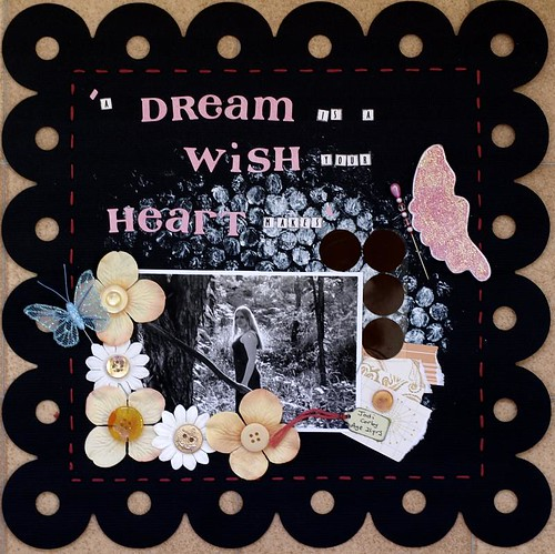 'A Dream is a wish your heart makes' lo