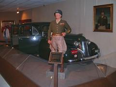 Patton's Touring Car