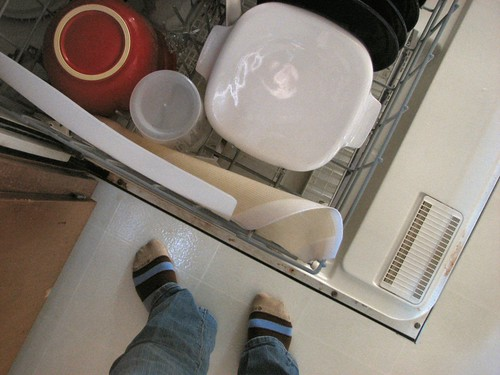 Dishes done