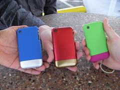 iPhone 3G Slider Case Combos